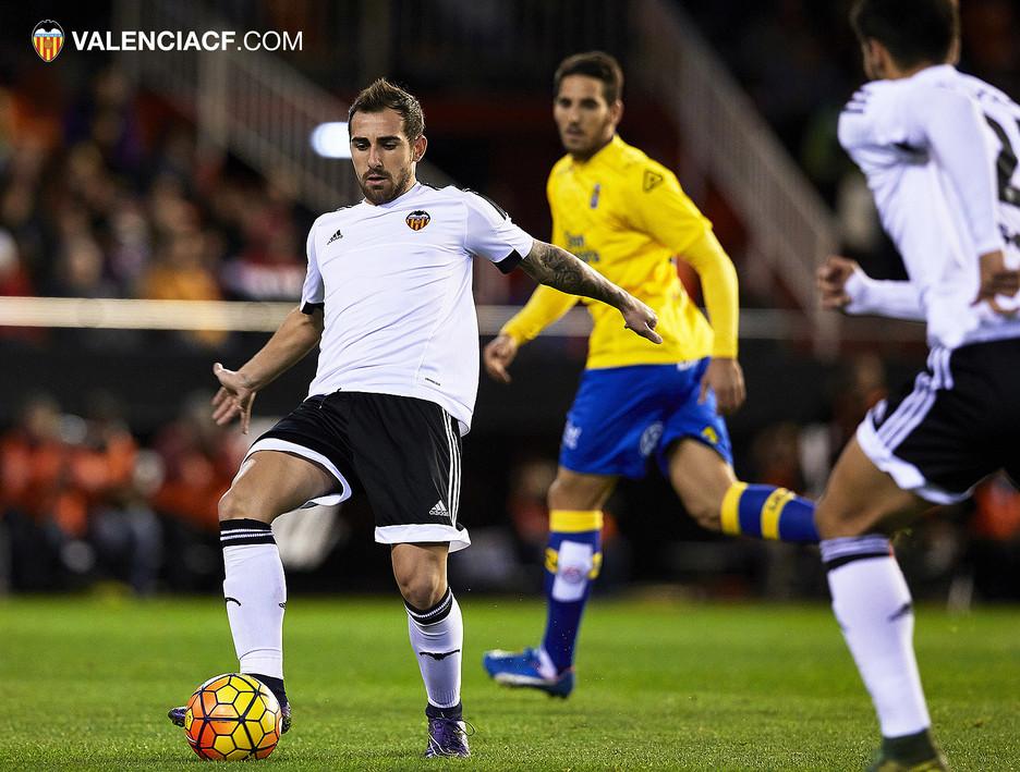 21.01.2016: Valencia CF 1 - 1 UD Las Palmas
