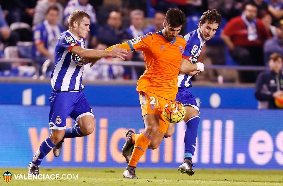 24.01.2016: Dep. Coruña 1 - 1 Valencia CF