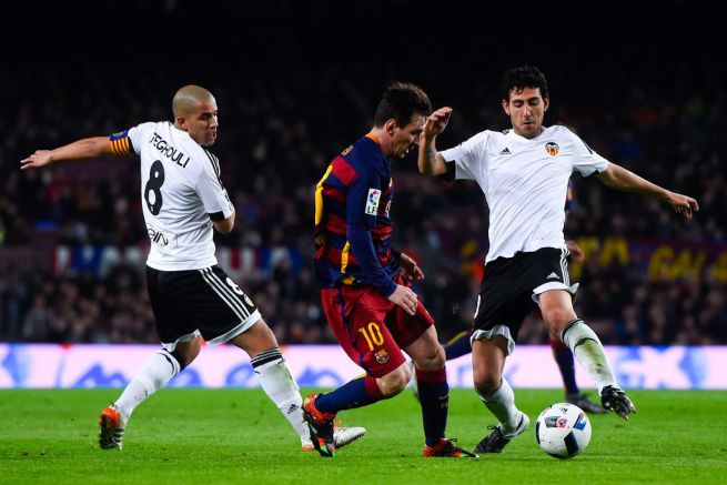 03.02.2016: FC Barcelona 7 - 0 Valencia CF