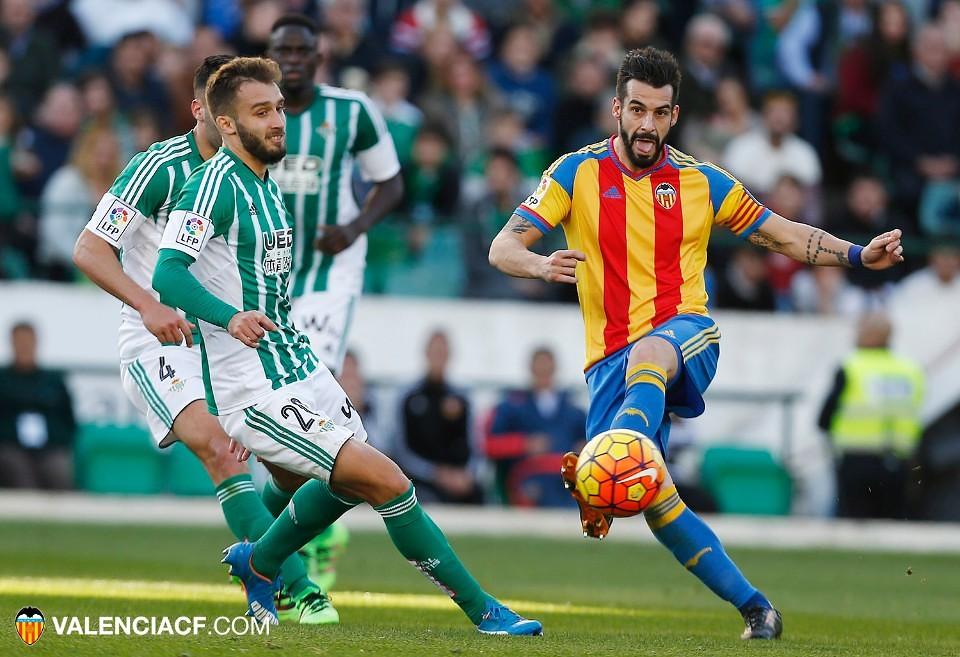 07.02.2016: Real Betis 1 - 0 Valencia CF
