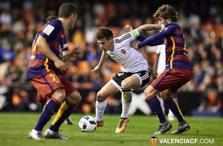 10.02.2016: Valencia CF 1 - 1 FC Barcelona