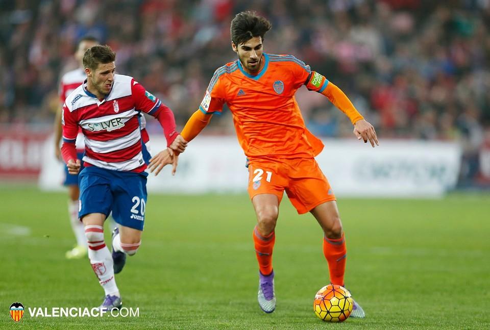 21.02.2016: Granada CF 1 - 2 Valencia CF