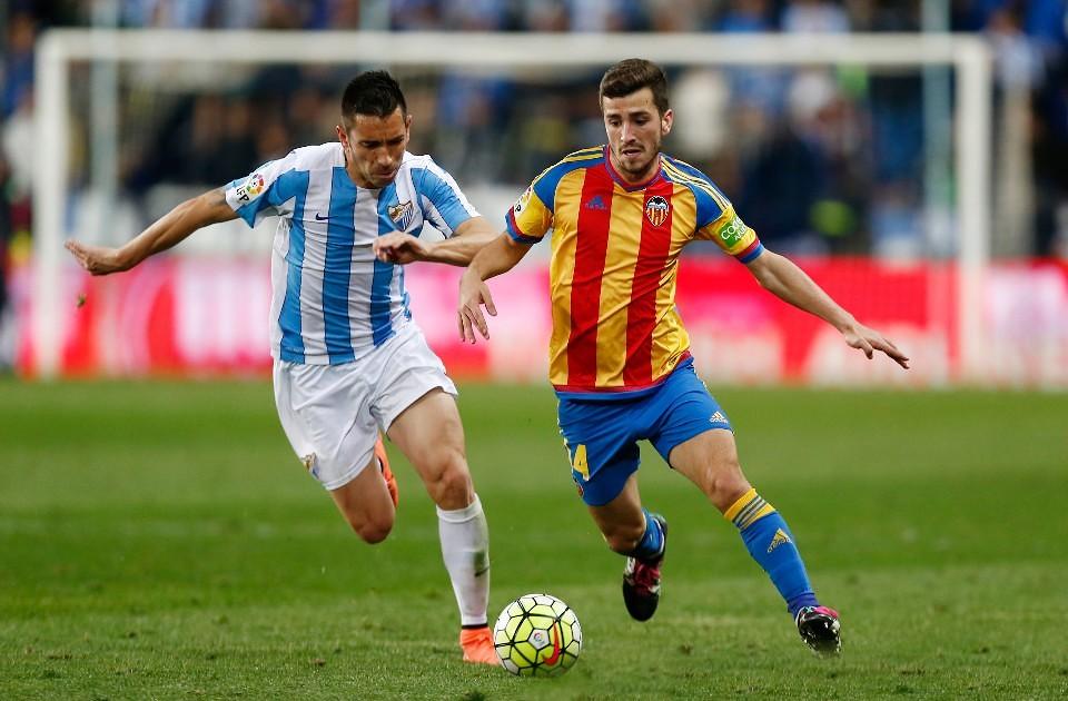 02.03.2016: Málaga CF 1 - 2 Valencia CF