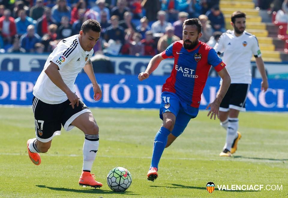 13.03.2016: Levante UD 1 - 0 Valencia CF