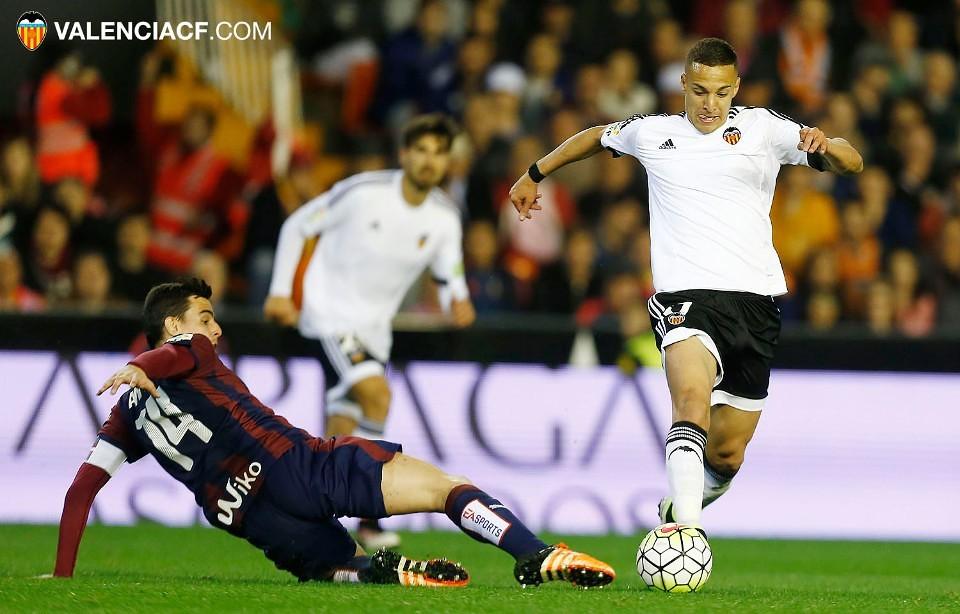 20.04.2016: Valencia CF 4 - 0 SD Eibar
