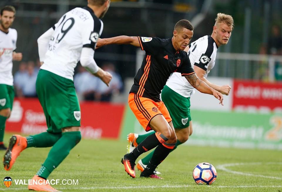 20.07.2016: Preus. Münster 2 - 4 Valencia CF