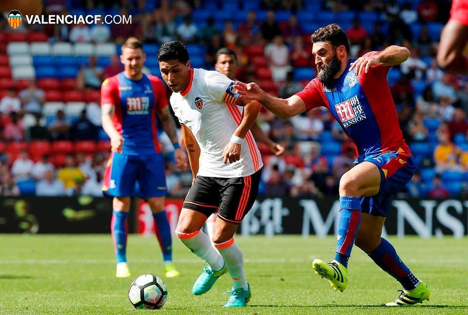 06.08.2016: Crystal Palace 3 - 1 Valencia CF