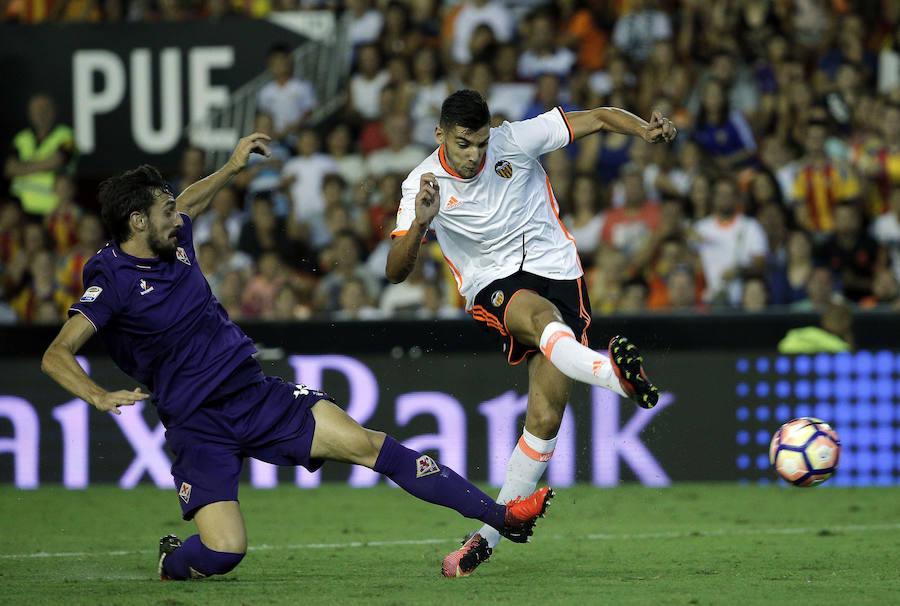 13.08.2016: Valencia CF 2 - 1 AC Fiorentina