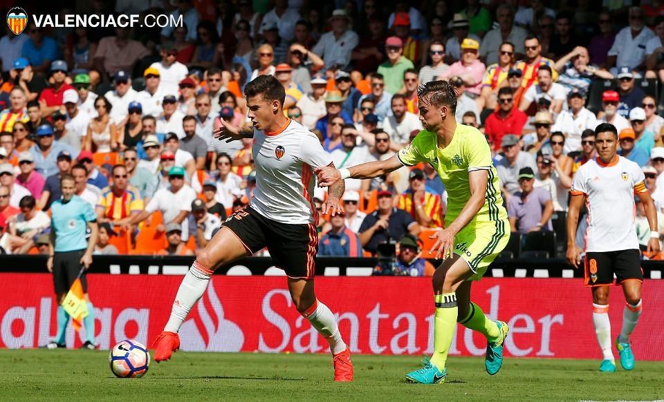 11.09.2016: Valencia CF 2 - 3 Real Betis