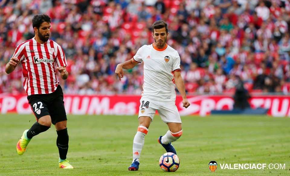 18.09.2016: Athletic Club 2 - 1 Valencia CF