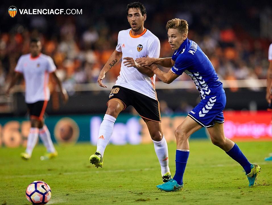 22.09.2016: Valencia CF 2 - 1 Dep. Alavés