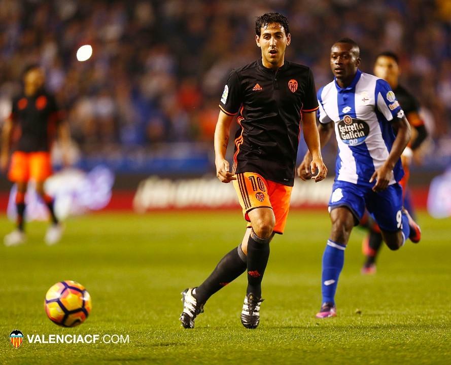 31.10.2016: Dep. Coruña 1 - 1 Valencia CF