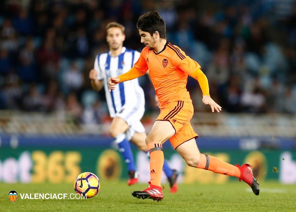 10.12.2016: Real Sociedad 3 - 2 Valencia CF