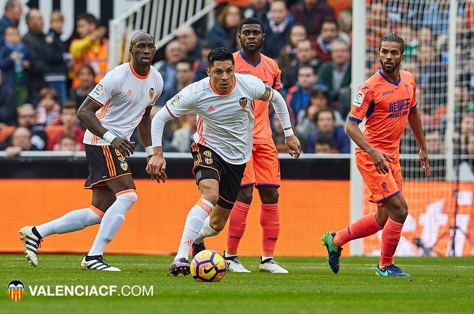 20.11.2016: Valencia CF 1 - 1 Granada CF