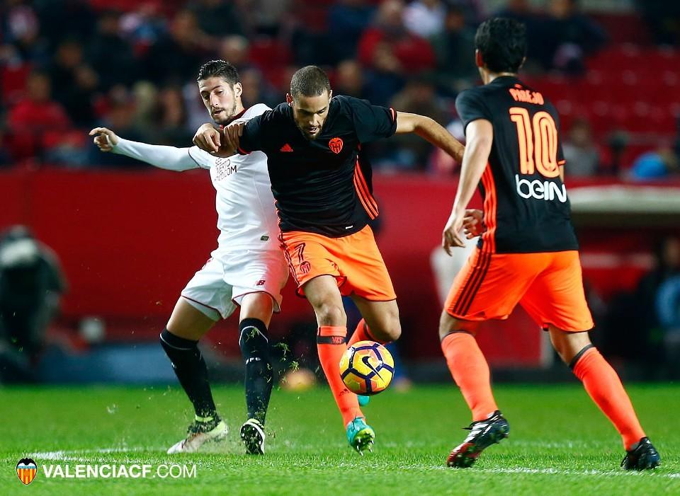 26.11.2016: Sevilla FC 2 - 1 Valencia CF
