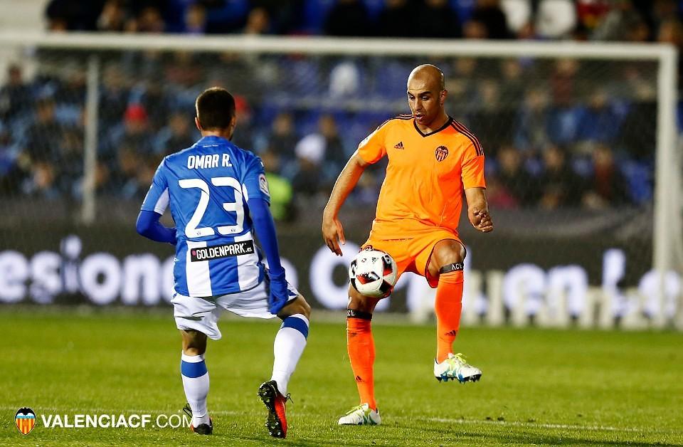 29.11.2016: CD Leganés 1 - 3 Valencia CF