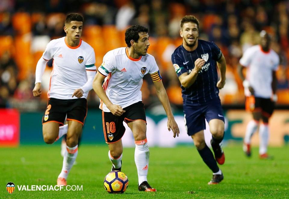 04.12.2016: Valencia CF 2 - 2 Málaga CF