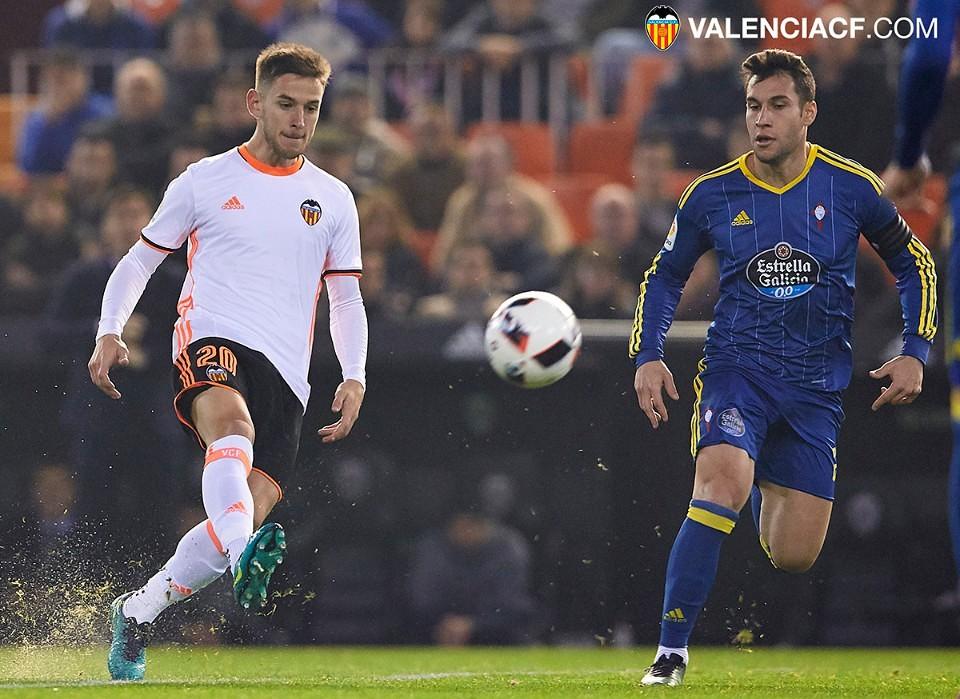 03.01.2017: Valencia CF 1 - 4 Celta de Vigo