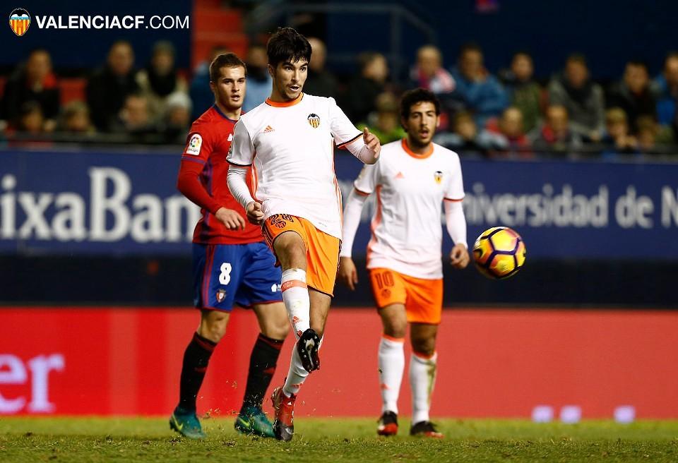 09.01.2017: CA Osasuna 3 - 3 Valencia CF