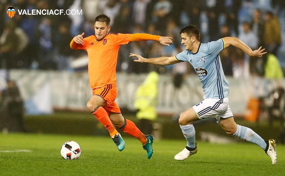 12.01.2017: Celta de Vigo 2 - 1 Valencia CF