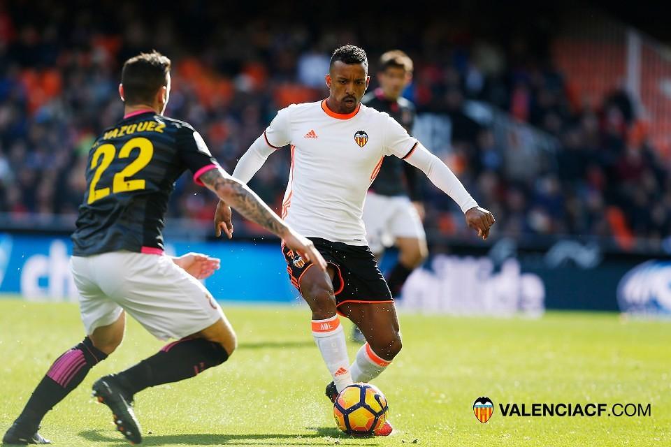 15.01.2017: Valencia CF 2 - 1 RCD Espanyol