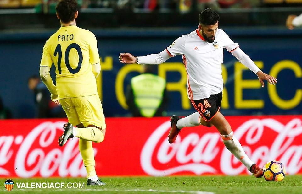 21.01.2017: Villarreal CF 0 - 2 Valencia CF