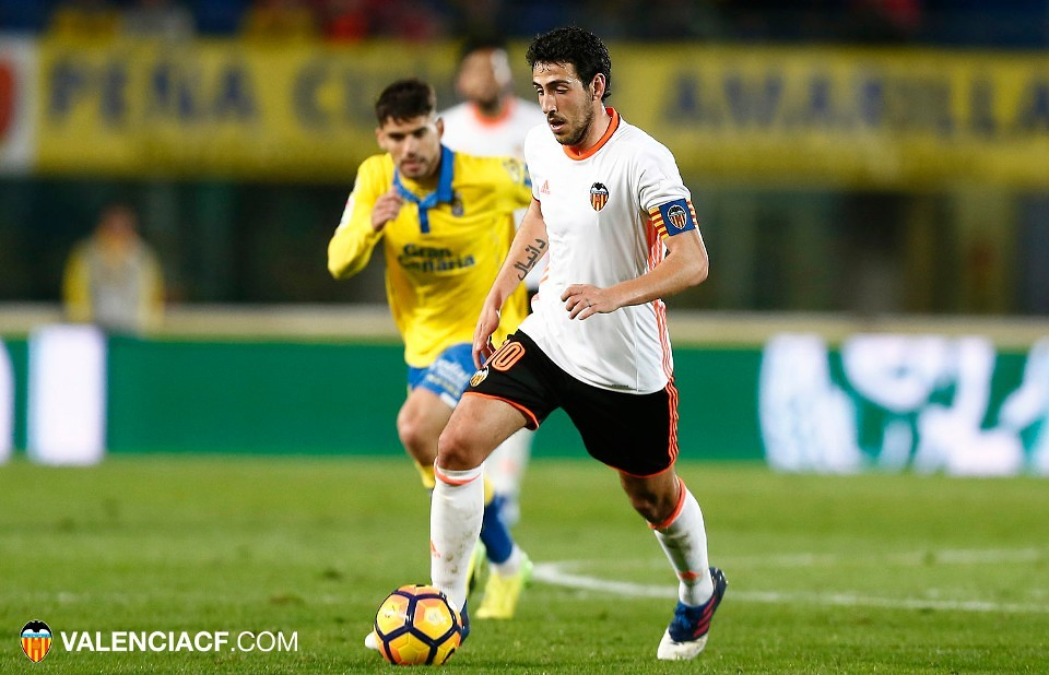 30.01.2017: UD Las Palmas 3 - 1 Valencia CF