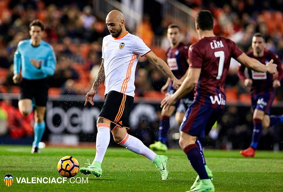 04.02.2017: Valencia CF 0 - 4 SD Eibar