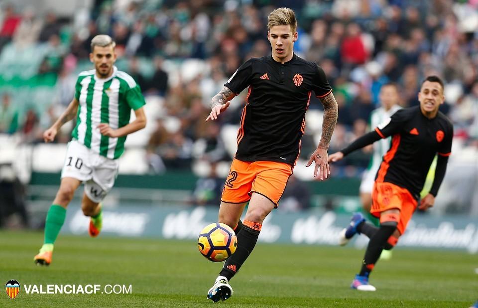 11.02.2017: Real Betis 0 - 0 Valencia CF
