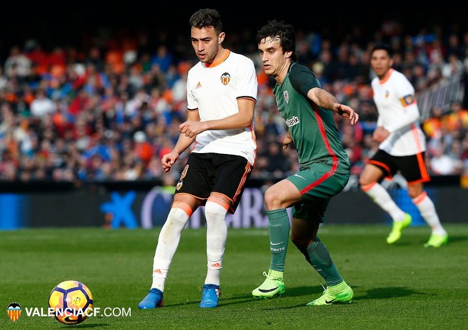 19.02.2017: Valencia CF 2 - 0 Athletic Club