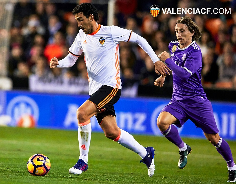 22.02.2017: Valencia CF 2 - 1 Real Madrid