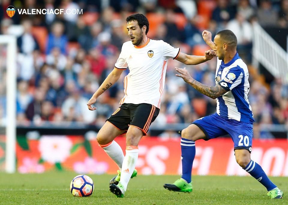 02.04.2017: Valencia CF 3 - 0 Dep. Coruña