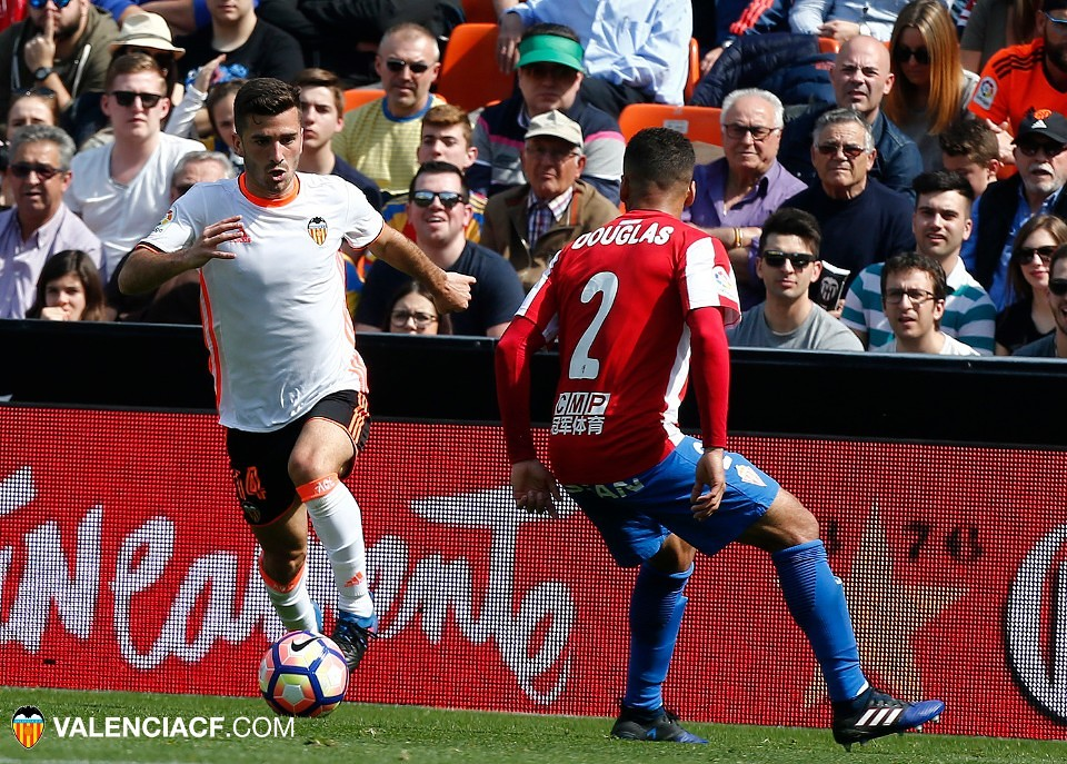 11.03.2017: Valencia CF 1 - 1 Sporting Gijón