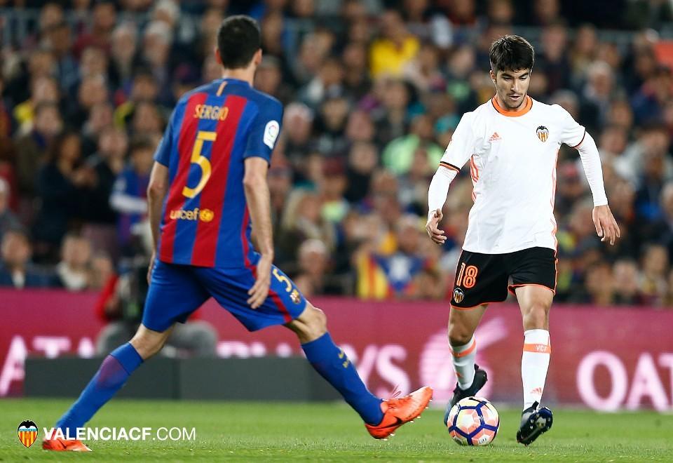 19.03.2017: FC Barcelona 4 - 2 Valencia CF