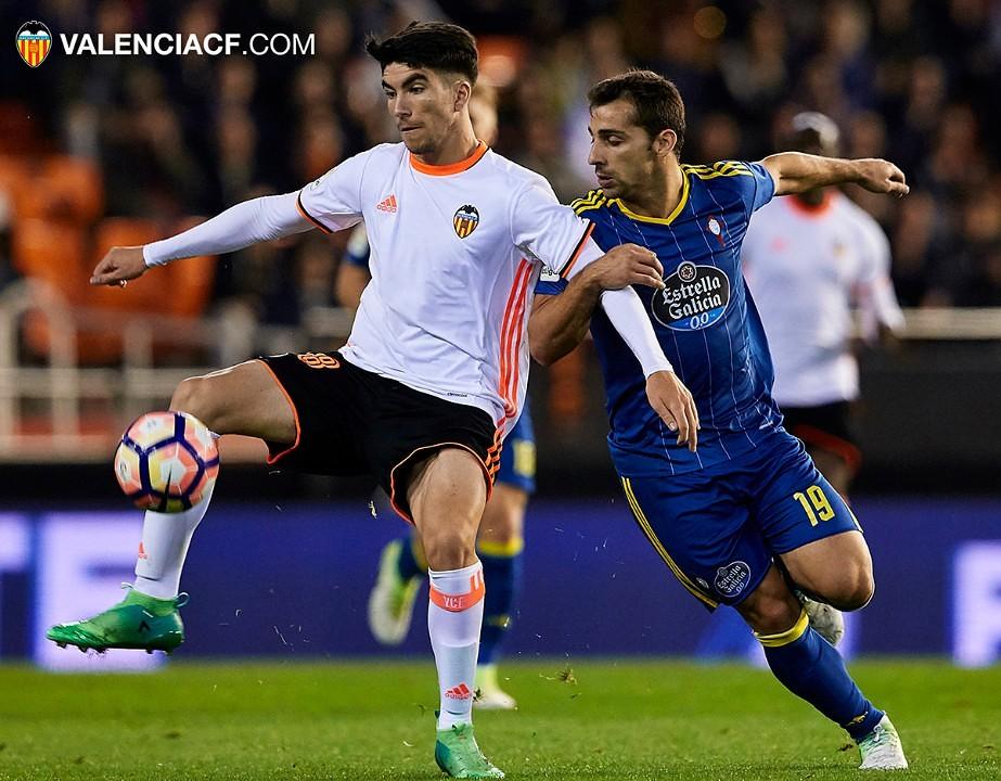 06.04.2017: Valencia CF 3 - 2 Celta de Vigo