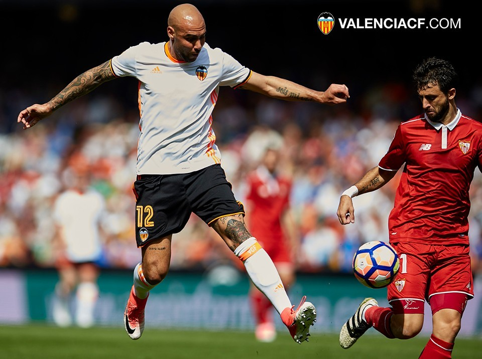 16.04.2017: Valencia CF 0 - 0 Sevilla FC