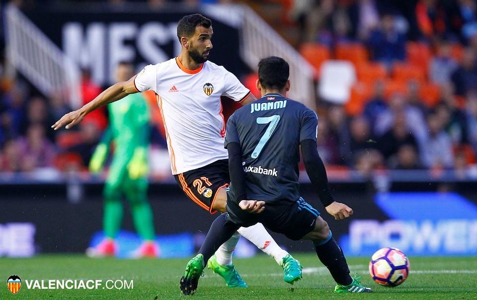26.04.2017: Valencia CF 2 - 3 Real Sociedad
