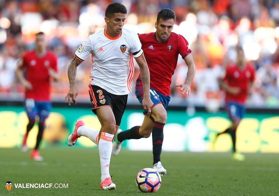 07.05.2017: Valencia CF 4 - 1 CA Osasuna