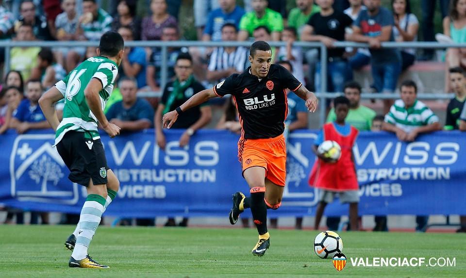 13.07.2017: Sporting Lisboa 0 - 3 Valencia CF