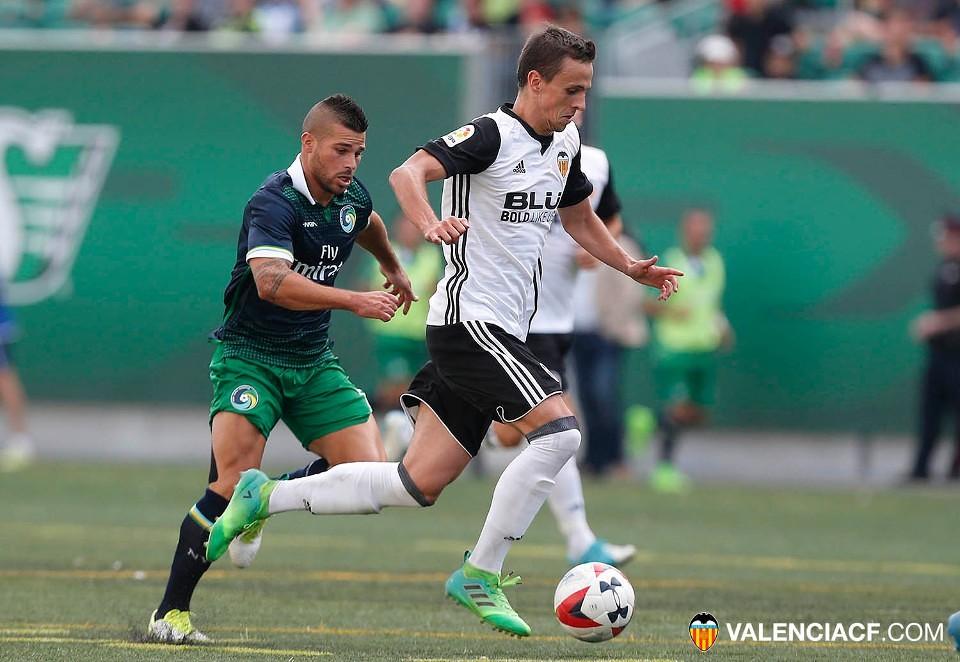 22.07.2017: NY Cosmos 2 - 0 Valencia CF