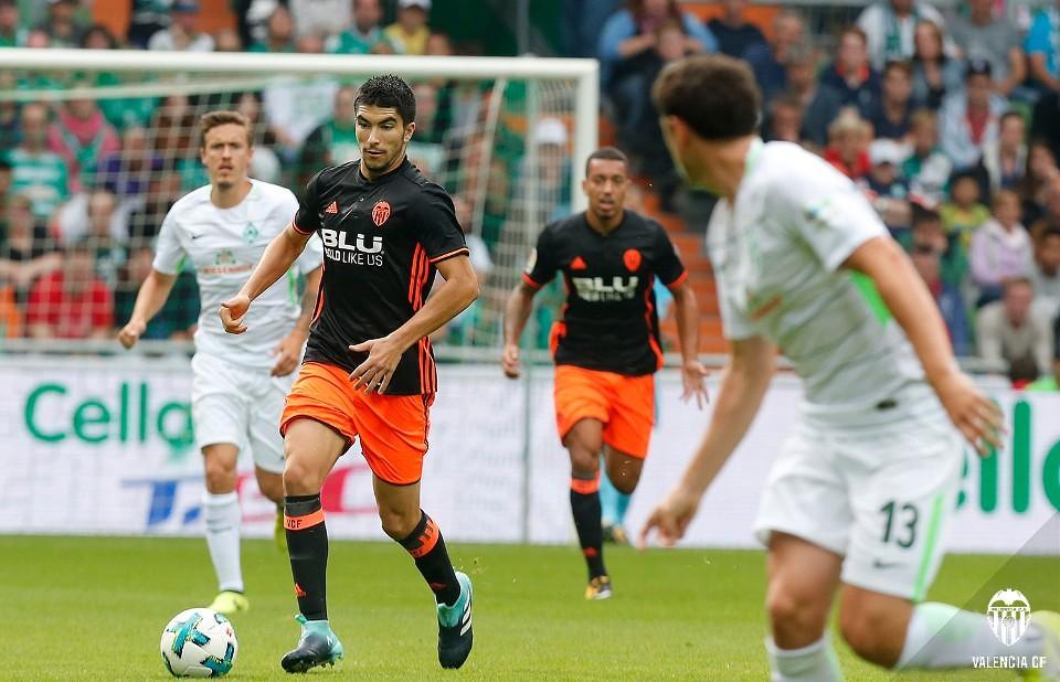 05.08.2017: Werder Bremen 1 - 2 Valencia CF