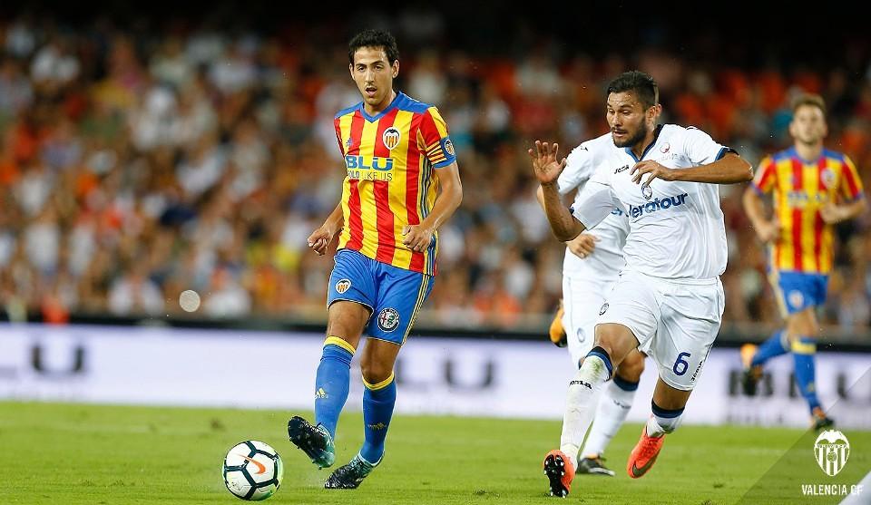 11.08.2017: Valencia CF 1 - 2 Atalanta