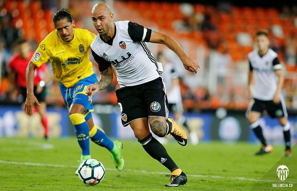 18.08.2017: Valencia CF 1 - 0 UD Las Palmas