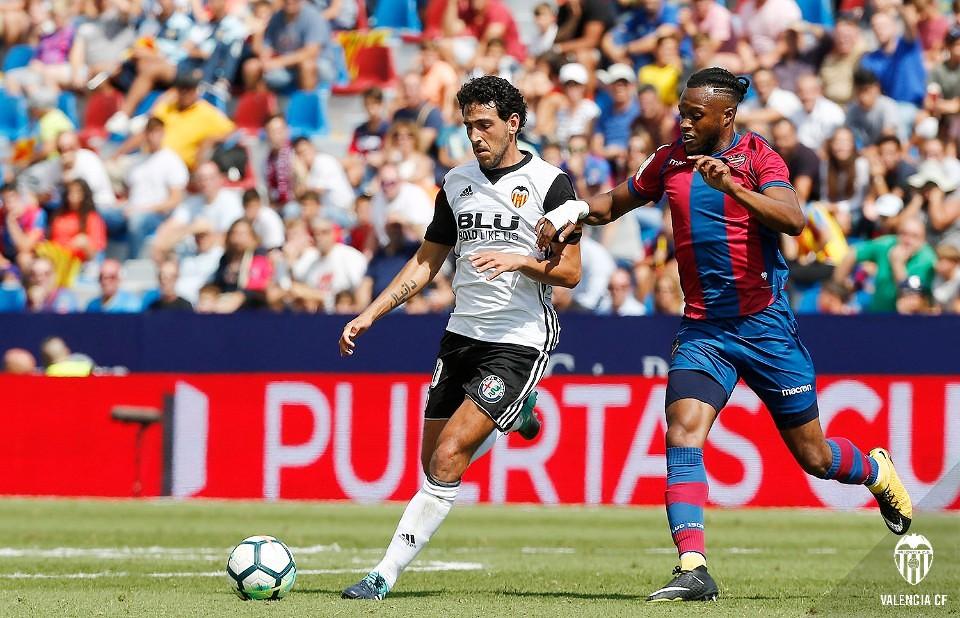16.09.2017: Levante UD 1 - 1 Valencia CF