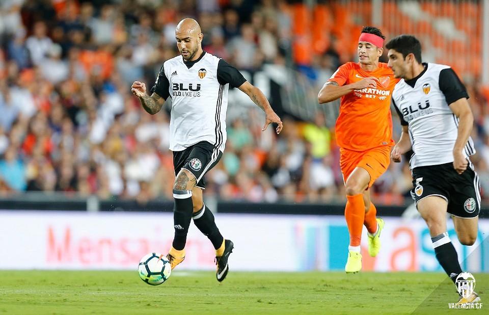 19.09.2017: Valencia CF 5 - 0 Málaga CF