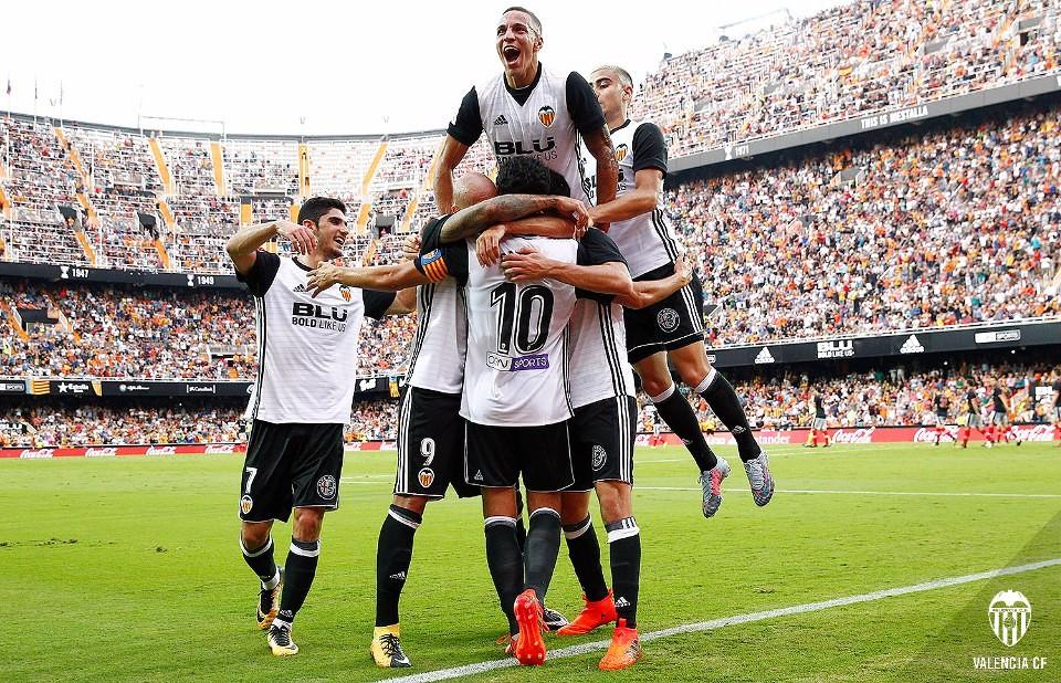 01.10.2017: Valencia CF 3 - 2 Athletic Club