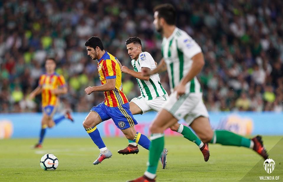 15.10.2017: Real Betis 3 - 6 Valencia CF