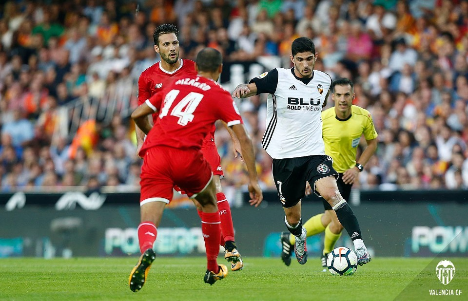 21.10.2017: Valencia CF 4 - 0 Sevilla FC