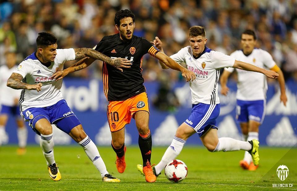 24.10.2017: Real Zaragoza 0 - 2 Valencia CF