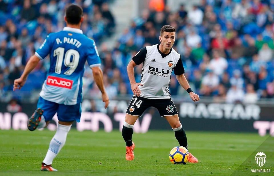 19.11.2017: RCD Espanyol 0 - 2 Valencia CF